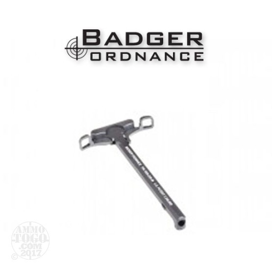 1 - Badger Ordnance Ambidextrous AR-15 Universal Charging Handle
