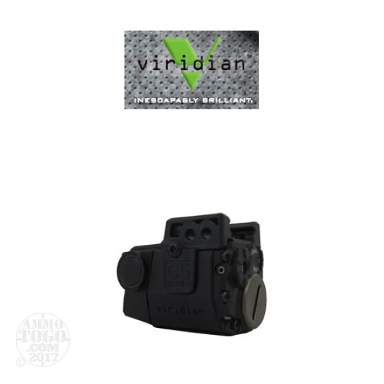1 - Viridian C5L-R Universal Sub-Compact Red Laser w/ Tactical Light