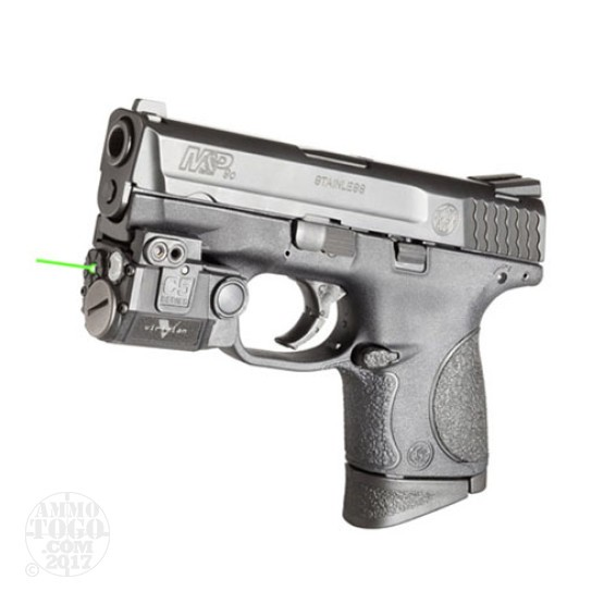 1 - Viridian Sub Compact Green Laser Sight w/Tactical Light