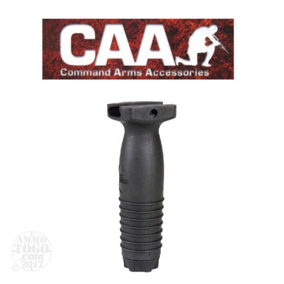 1 - CAA Short Front Arm Vertical Grip With Waterproof Compartment