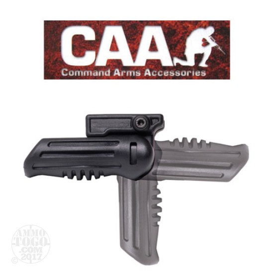 1 -  CAA FVG3 3-Position Forearm Grip w/ Compartment