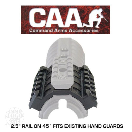"1 - CAA TRM2 Dual 2.5"" Rails Mounting System"
