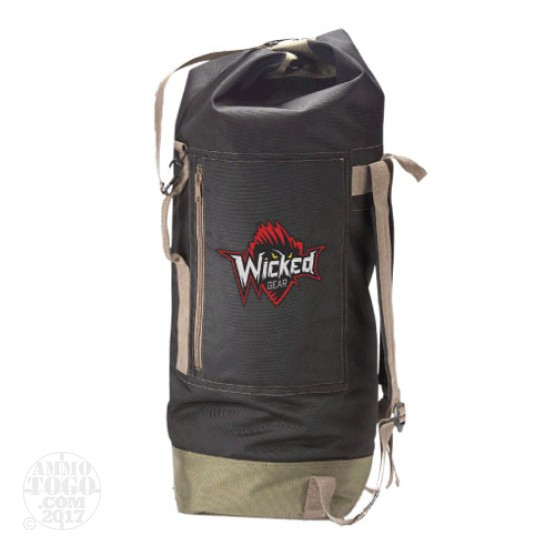 1 - Wicked Gear Heavy Duty Duffel Bag