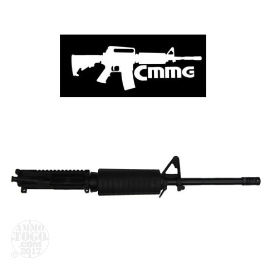 """1 - CMMG .300 AAC Blackout 16"""" Complete Upper Receiver w/Front Sight"""
