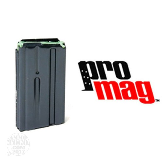 1 - ProMag AR-15 10rd Blued Steel Magazine