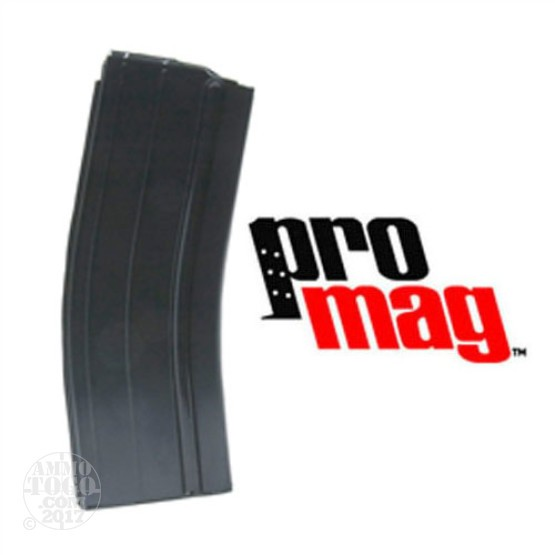 1 - Promag AR-15/M16 6.8 SPC 27rd. Steel Magazine Blued