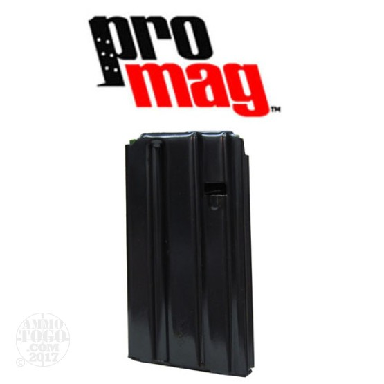 1 - ProMag AR-15 20rd Blued Steel Magazine
