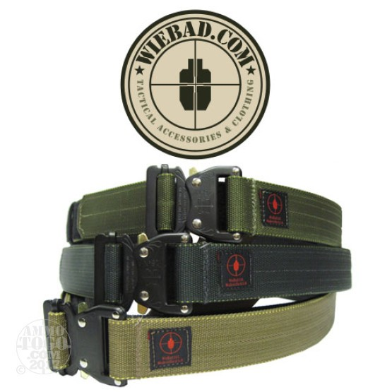 1 - WieBad Competition Inner/Outer Belt Black 32""