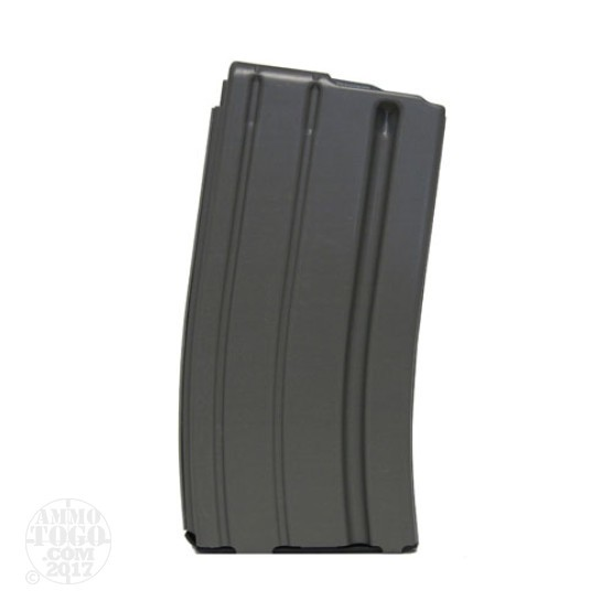 1 - C Products AR-15 .223 Aluminum 20rd. Curved Body Mag
