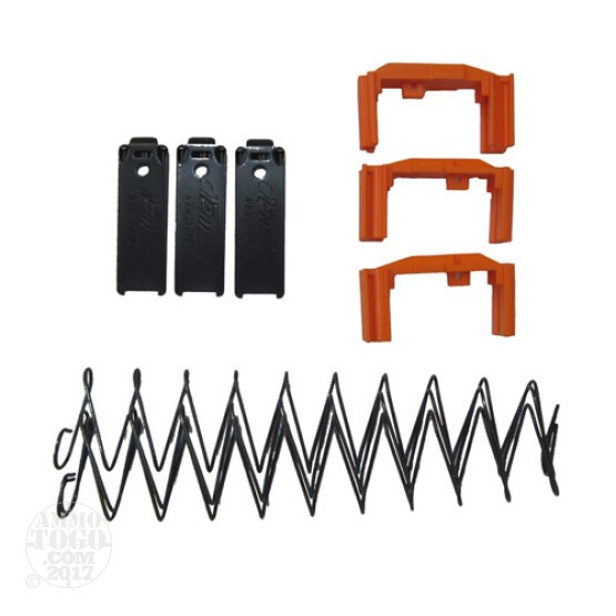 1 - 3-Pack C-Products 20rd. .223/5.56 Magazine Replacement Kits for USGI Magazine Body