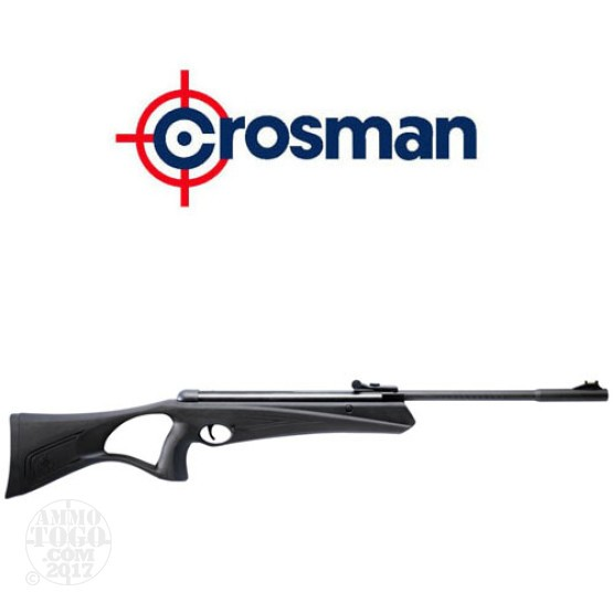 1 - Crosman Raven Break Barrel .177 cal. Pellet Rifle