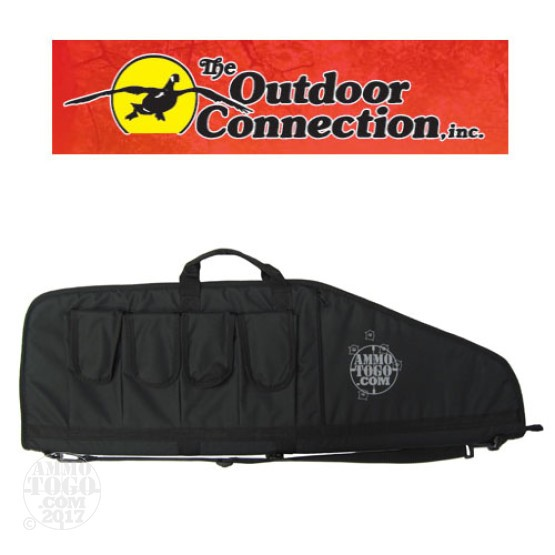 "1 - Ammo To Go Tactical Gun Case 36"" Black"