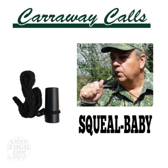 1 - Carraway Calls Squeal-Baby Game Call