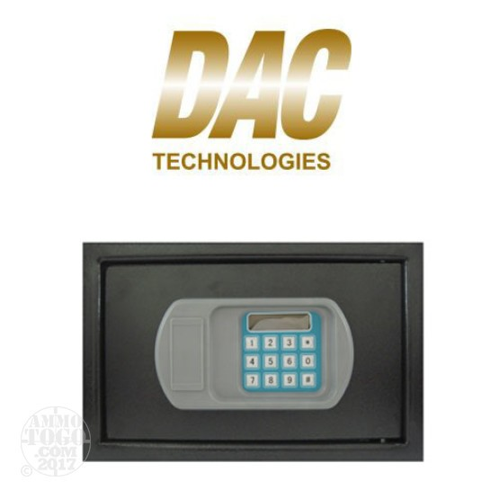 "1 - DAC Technologies 12""x8""x8"" LCD Digital Touchpad Pistol Safe"