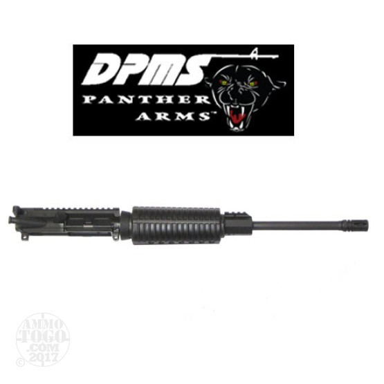 "1 - DPMS 5.56mm/223 Oracle 16"" AR-15 Complete Upper Receiver 1x9 Twist"