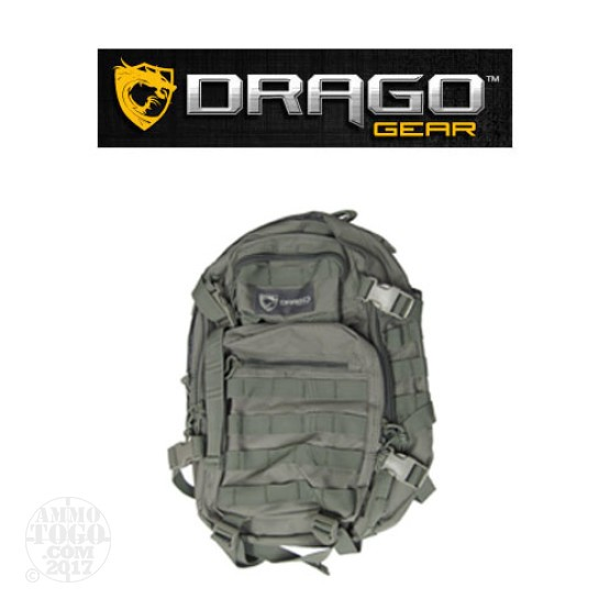 1 - Drago Scout Backpack Gray
