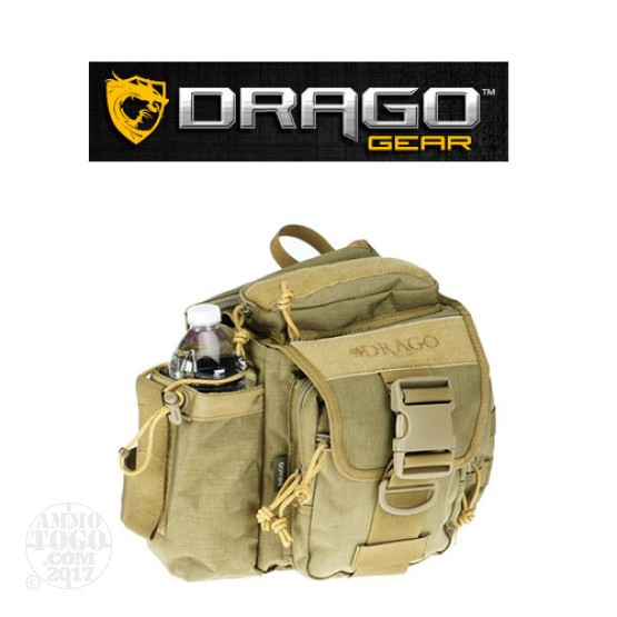 1 - Drago Hiker Shoulder Pack Tan