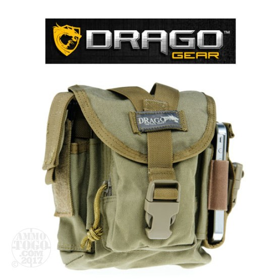 1 - Drago Tactical Belt Bag Tan