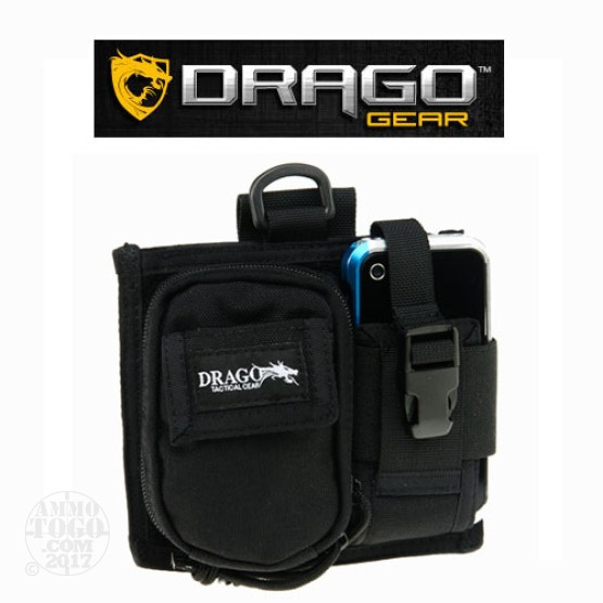 1 - Drago Recon Camera Case Black
