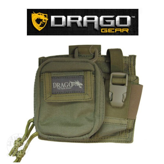 1 - Drago Recon Camera Case Tan