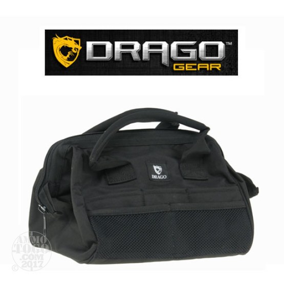 1 - Drago Armorers Tool Bag Black