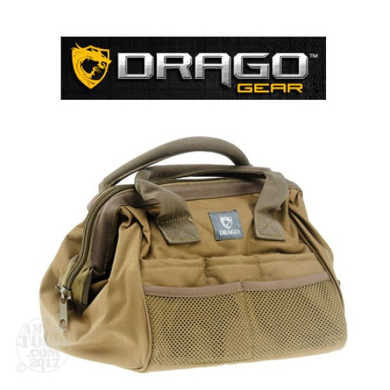 1 - Drago Armorers Tool Bag Tan