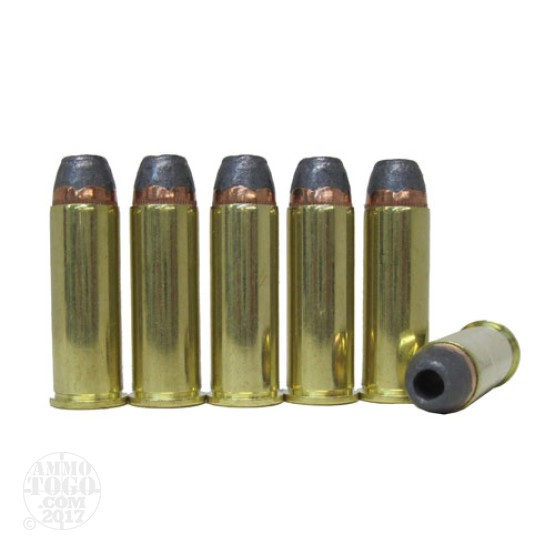 50rds - 44 Mag DRS 240gr. SJHP Ammo