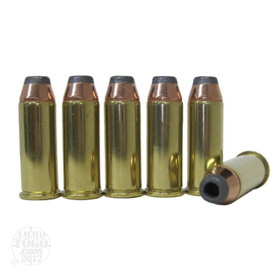 50rds - 44 Special DRS 180gr. SJHP Ammo