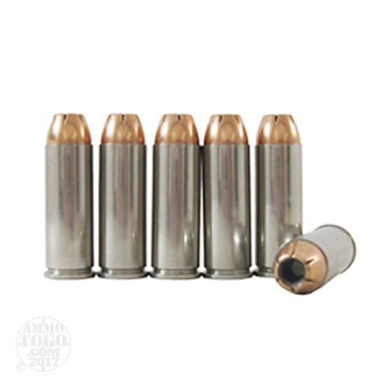 50rds - 45 Long Colt DRS 230gr. Hollow Point Ammo