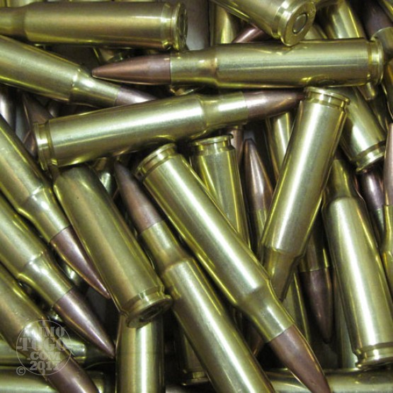 50rds - 308 Win DRT 200gr BTHP Lead Free Fragmenting Seconds