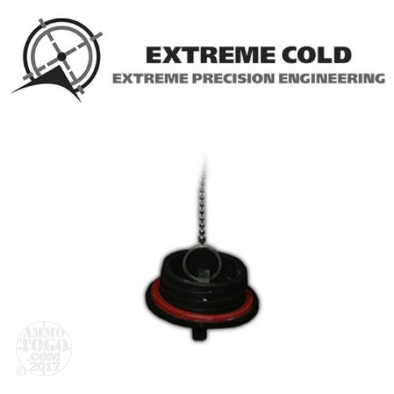"1 - Extreme Cold Series 2"" Drain Plug With Stainless Steel Tether Chain"