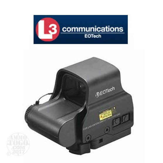 1 - EOTech EXPS2-0 Holographic Weapon Sight w/A65 Reticle