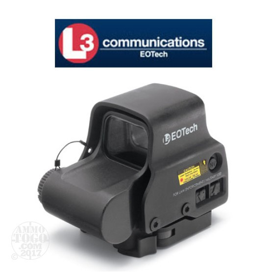 1 - EOTech EXPS3-2 Holographic Weapon Sight w/A65-2 Reticle