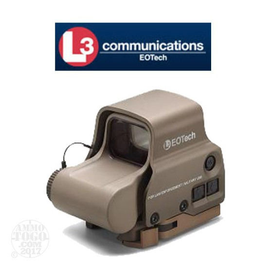1 - EOTech EXPS3-2TAN Holographic Weapon Sight w/XPS Reticle