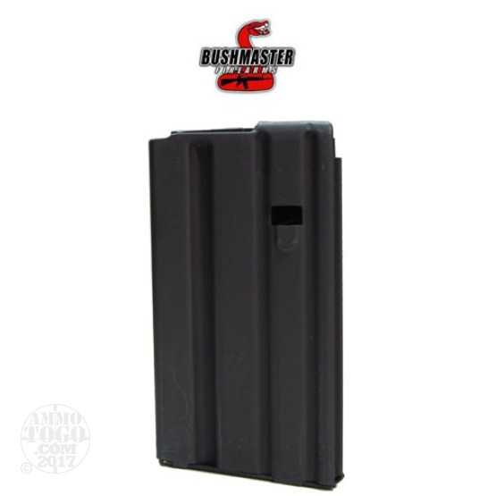 1 - Bushmaster AR-15 .450 Stainless Steel Single Stack 5rd. Magazine