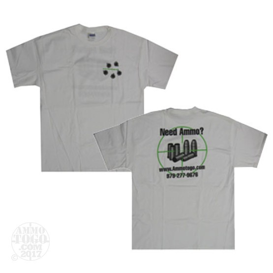 1 - Ammo To Go Logo T-Shirt (Medium)