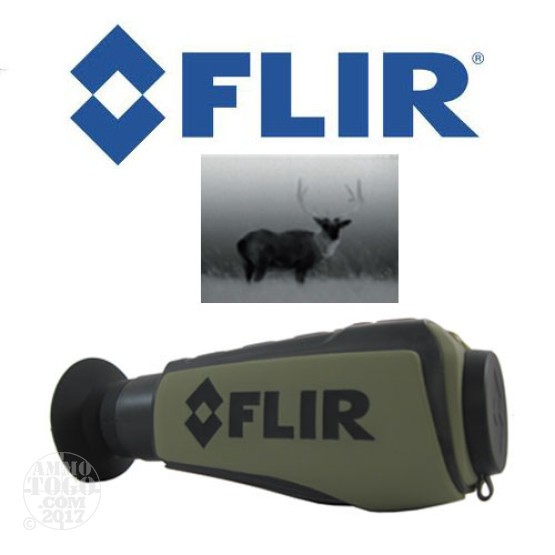 1 - FLIR Scout PS24 Handheld Thermal Camera