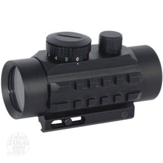 1 - FM Red & Green Dot Scope
