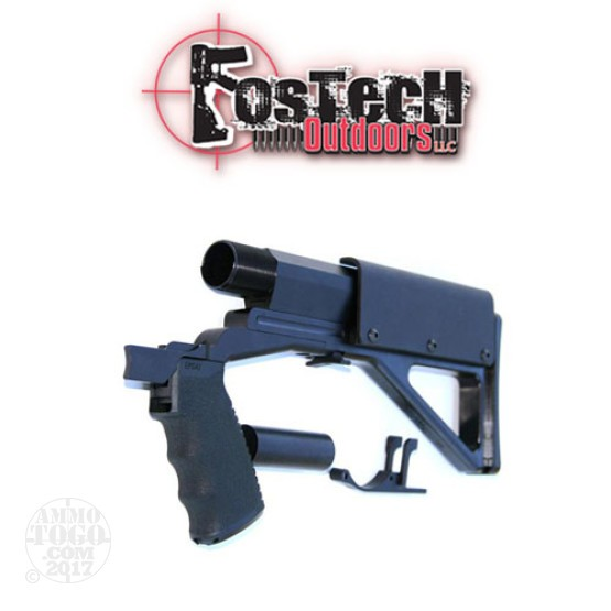 1 - Fostech Outdoors Defend AR-15 AR-15 Right Hand Bump Fire Stock