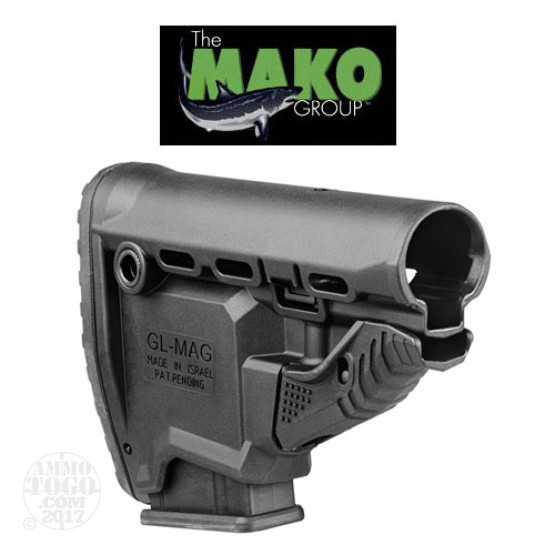 1 - Mako GL-MAG AR15 / M16 Stock with Integrated Magazine Carrier