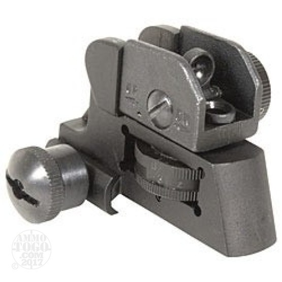 1 - GMG AR15/M4 Rear Iron Sight - A2 Style