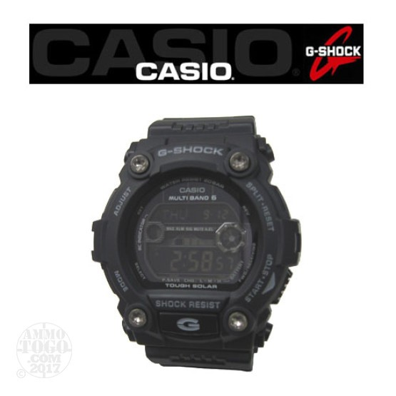 1 - Casio G-Shock GW7900B G-Rescue Atomic Watch Black