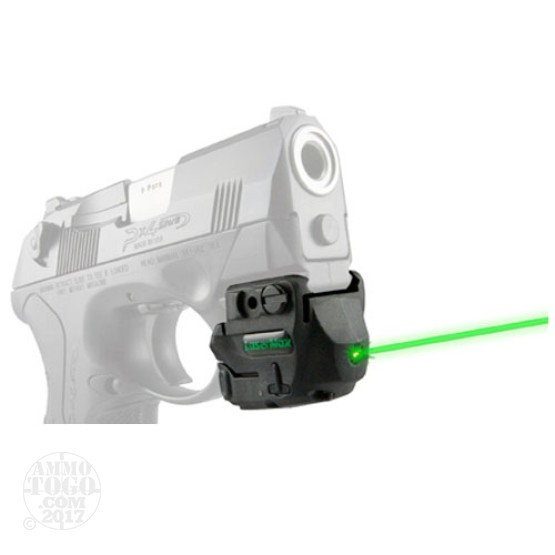 1 - LaserMax Genesis Compact Rechargeable Green Laser