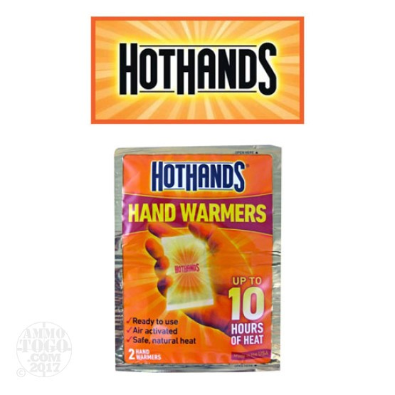 3 packs - HotHands Handwarmers Twin-Pack