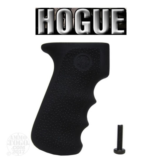 1 - Hogue Rubber Overmolded Grip for AK-47 and AK-74 Black