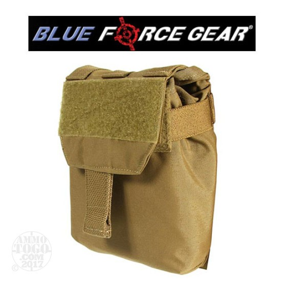 1 - Blue Force Gear Helium Whisper Trauma Kit NOW! Filled Coyote Brown