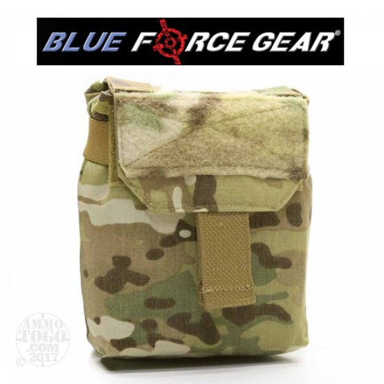 1 - Blue Force Gear Helium Whisper Trauma Kit NOW! Filled Multicam