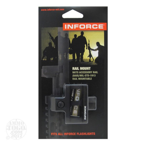 1 - Inforce Rail Mount NATO Accessory Rail