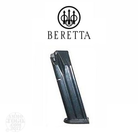 1 - Beretta PX4 9mm 17rd Magazine Black