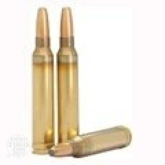 20rds - 7.7 Jap DRS 150gr. Soft Point Ammo